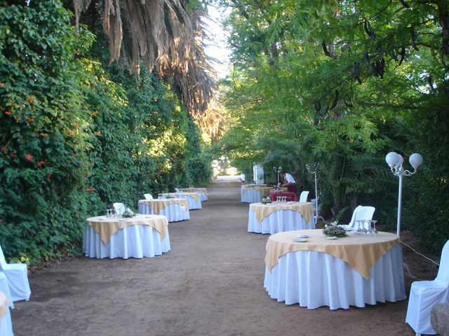 Hacienda jardin la vara espacios para eventos for Jardines la hacienda